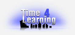 Videojuego educativo Logotipo Time4Learning
